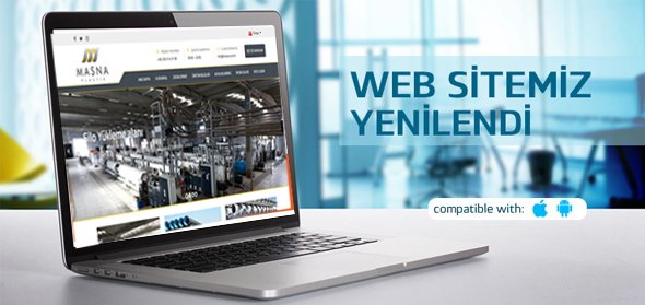 Web Sitemiz Yenilendi